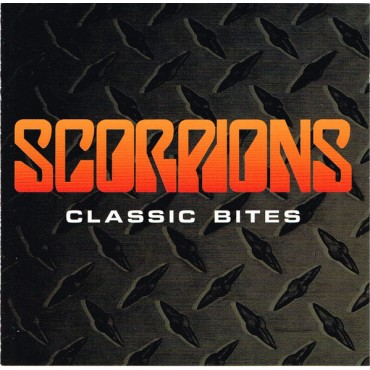 """Scorpions """" Classic bites """""""