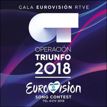 """Operación triunfo 2018 """" Gala Eurovisión """""""