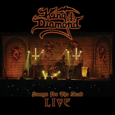 "King Diamond "" Songs for the dead Live """