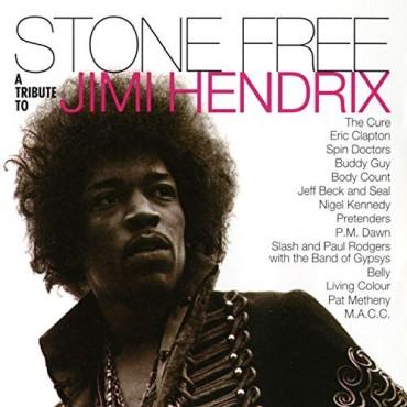 "Stone free "" A tribute to Jimi Hendrix "" V/A"