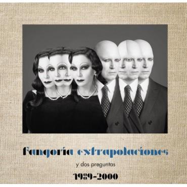 """Fangoria """" Extrapolaciones y dos preguntas 1989-2000 """""""