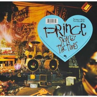 """Prince """" Sign o' the times """""""