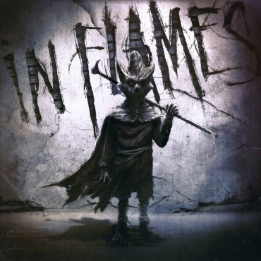 "In Flames "" I, the mask """