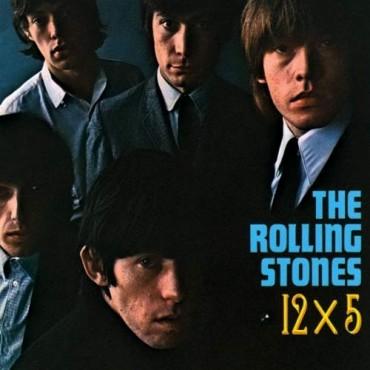 """Rolling Stones """" 12 X 5 """""""