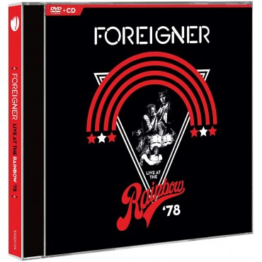 "Foreigner "" Live At The Rainbow '78 """