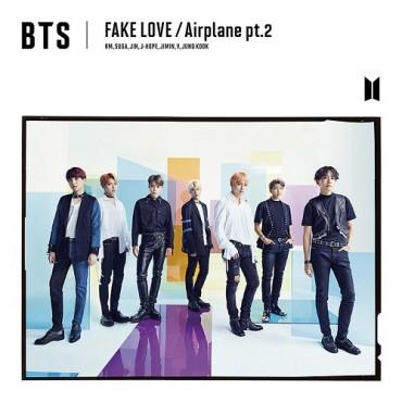 """BTS """" Fake love/Airplane pt.2 """""""