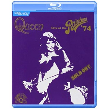 """Queen """" Live at the Rainbow 1974 """""""