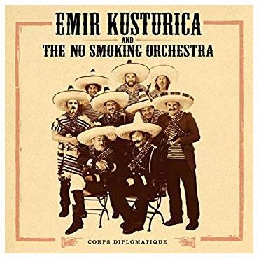 "Emir Kusturica  "" Corps diplomatique """