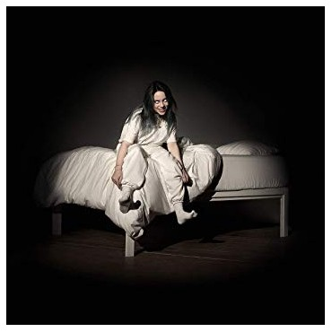 "Billie Eilish "" When we all fall asleep, where do we go  """