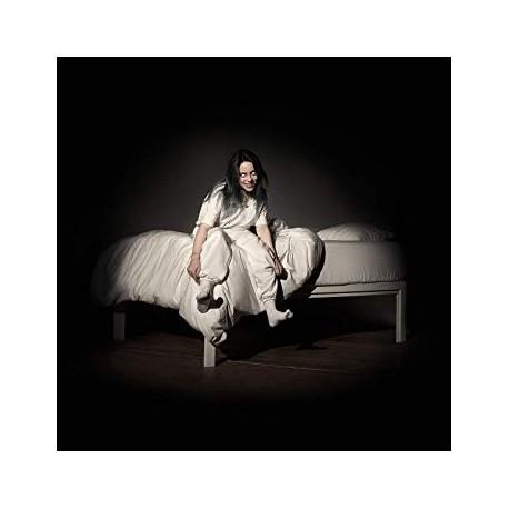 """Billie Eilish """" When we all fall asleep, where do we go  """""""