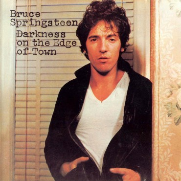 "Bruce Springsteen "" Darkness on the edge of town """