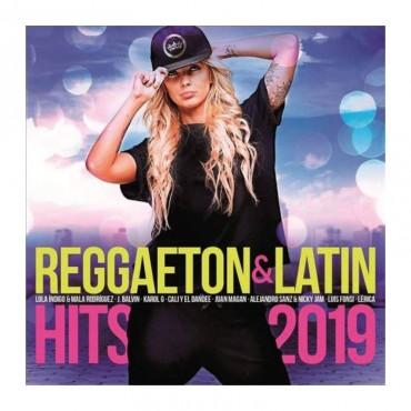 Reggaeton & Latin hits 2019 V/A