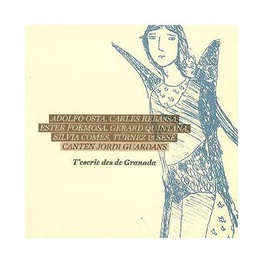 """Jordi Guardans """" T'escric des de Granada """""""
