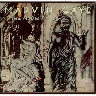 "Marvin Gaye "" Here, my dear """