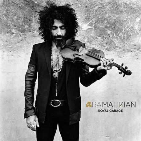 """Ara Malikian """" Royal garage """""""