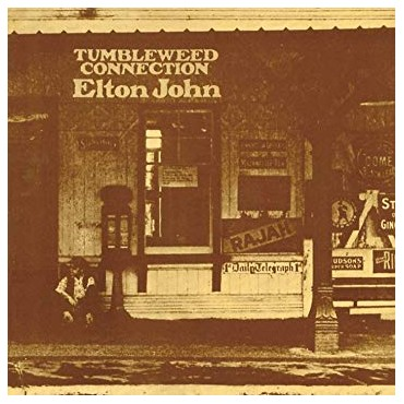 "Elton John "" Tumbleweed connection """