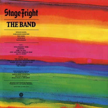 "The Band "" Stage fright """
