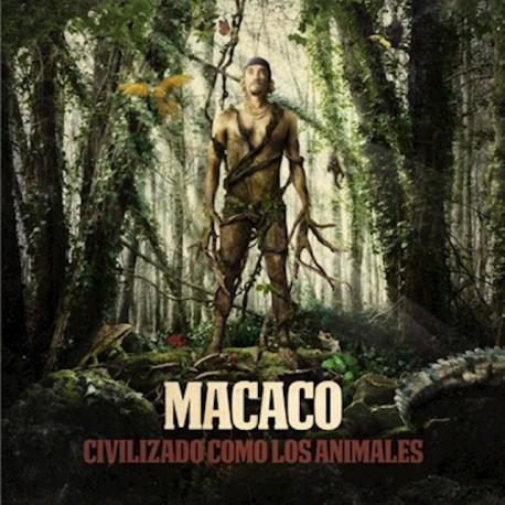 """Macaco """" Civilizado como los animales """""""