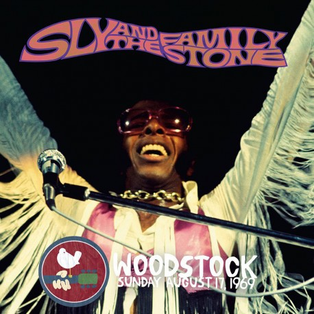 "Sly and the family stone "" Woodstock sunday august 17, 1969 """
