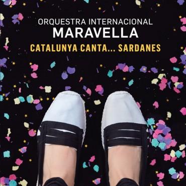 "Orquestra internacional Maravella "" Catalunya canta sardanes """