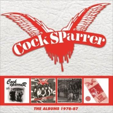 "Cock Sparrer "" Albums 1978-1987 """