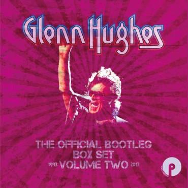 "Glenn Hughes "" Official bootleg box set vol.2 """