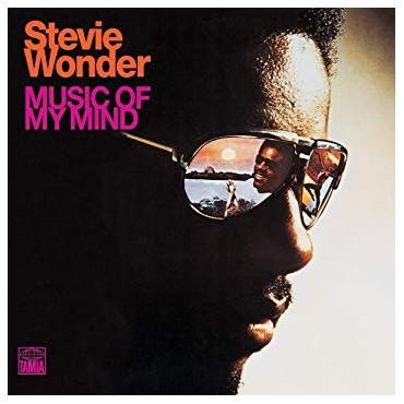 "Stevie Wonder "" Music of my mind """