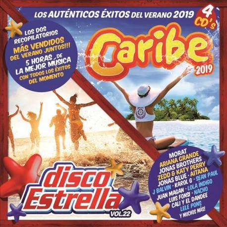 Caribe 2019/Disco estrella vol.22 V/A