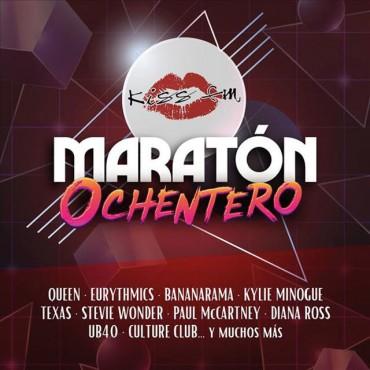 Kiss FM-Maratón ochentero V/A