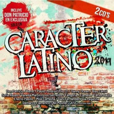 Carácter latino 2019 V/A