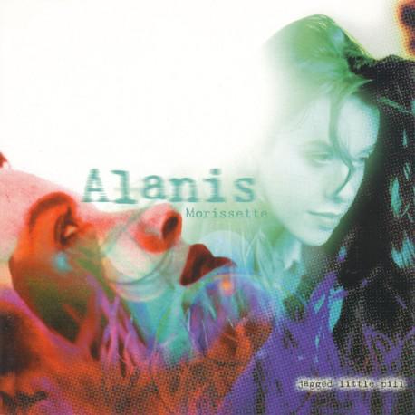"Alanis Morissette "" Jagged little pill """