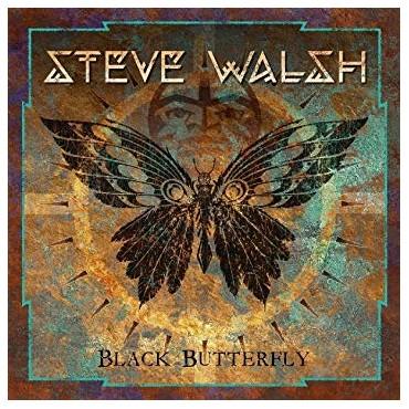 """Steve Walsh """" Black butterfly """""""