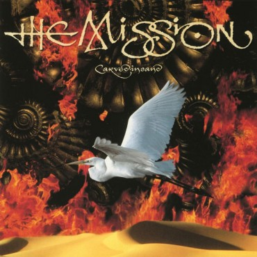 "The Mission "" Carved in sand """