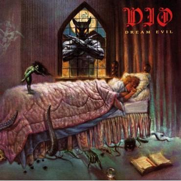 """Dio """" Dream evil """""""