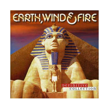 """Earth, Wind & Fire """" Definitive collection """""""