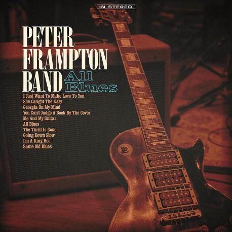 "Peter Frampton Band "" All blues """