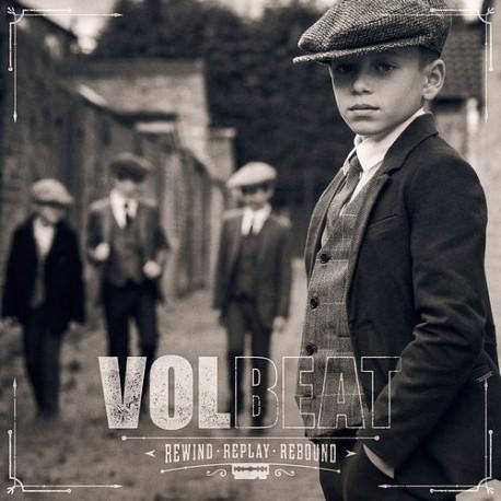 """Volbeat """" Rewind, replay, rebound """""""