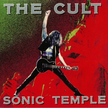 "The Cult "" Sonic temple """