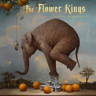 """Flower Kings """" Waiting for miracles """""""