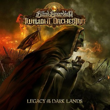 """Blind Guardian Twilight Orchestra """" Legacy of the dark lands """""""