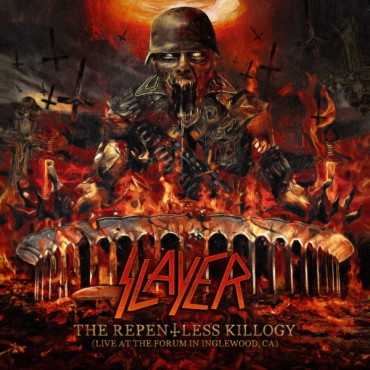 """Slayer """" The repentless killogy, Live at the Forum, Inglewood, CA """""""