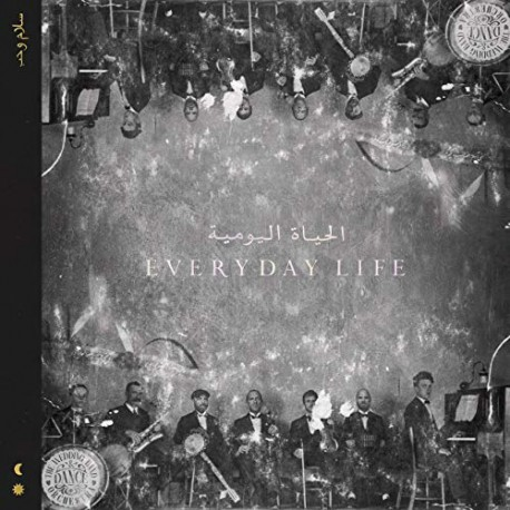 """Coldplay """" Everyday life """""""