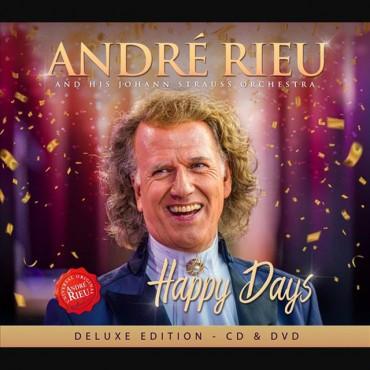 "André Rieu "" Happy days """