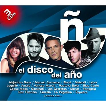 """Ñ """" El disco del año 2019 """" V/A"""