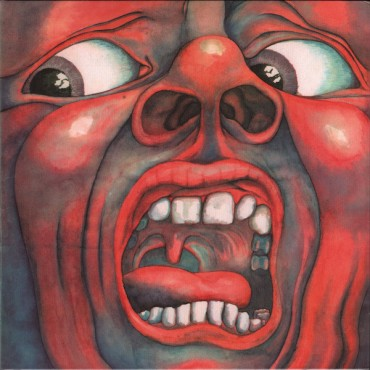 """King Crimson """" In the court of the Crimson King """""""