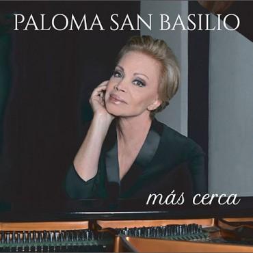 "Paloma San Basilio "" Más cerca """