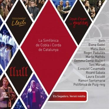 """La simfònica de cobla i corda de Catalunya """" Clàssics Enderrock """""""