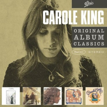 "Carole King "" Original album classics """
