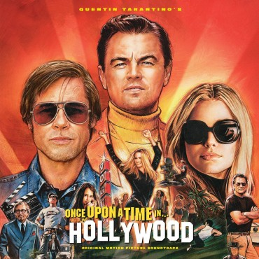 Once upon a time in Hollywood b.s.o.