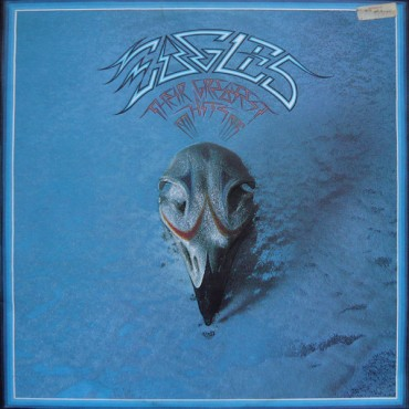 "Eagles "" Their greatest hits 71-75 """